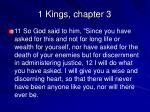 1 kings chapter 310