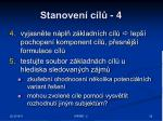stanoven c l 4