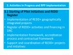 3 activities in progress and rpp implementation