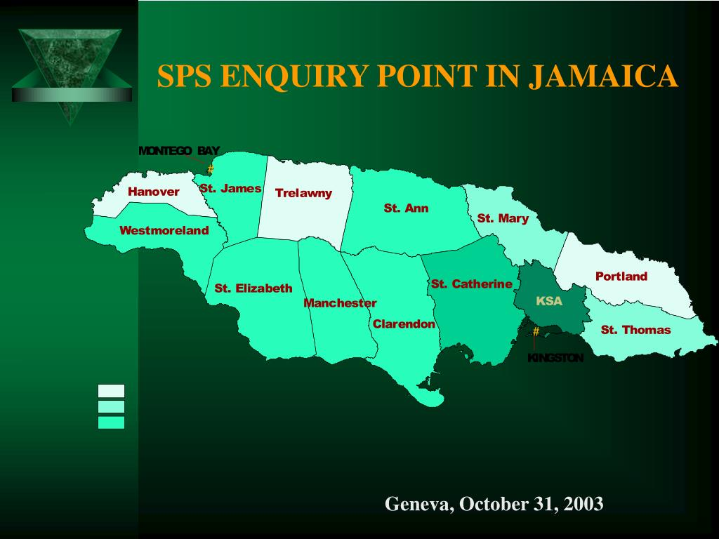 sps enquiry point in jamaica l.