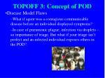topoff 3 concept of pod15