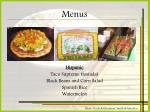 menus13
