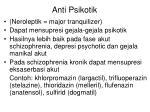 anti psikotik