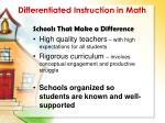 differentiated instruction in math2