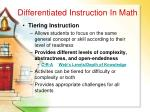 differentiated instruction in math33
