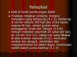 yehezkiel