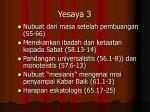 yesaya 3