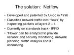 the solution netflow