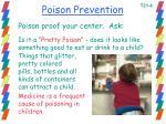 poison prevention