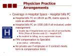 physician practice arrangements79