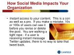 how social media impacts your organization22
