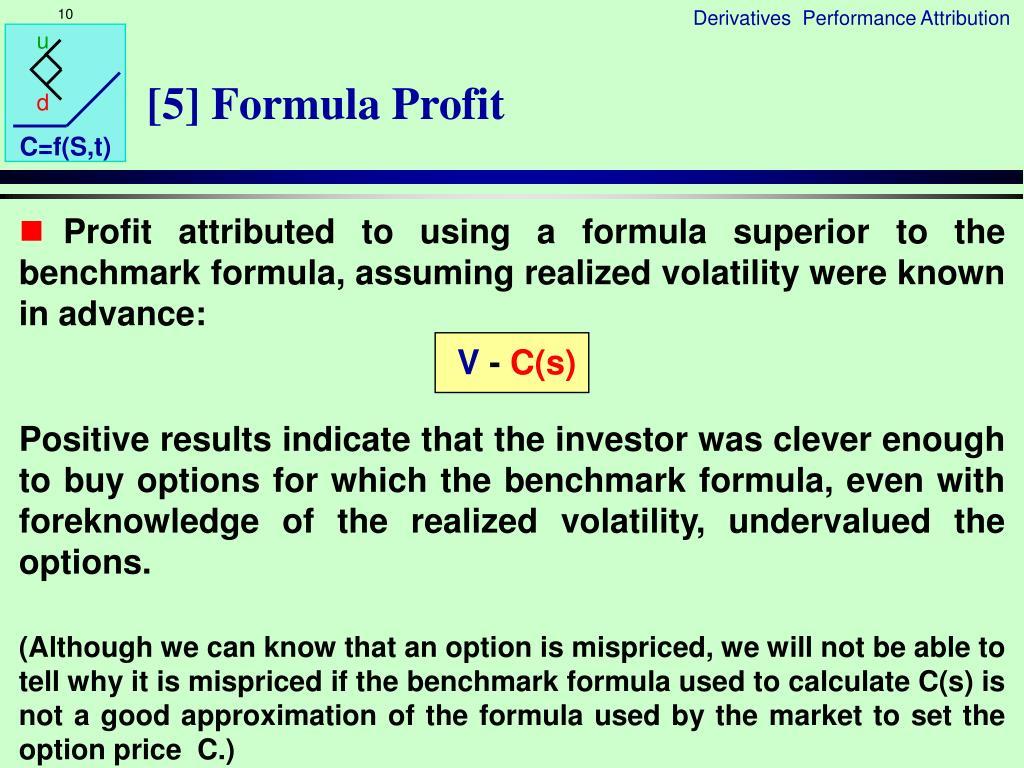 [5] Formula Profit