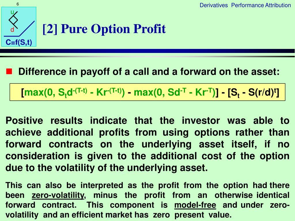[2] Pure Option Profit