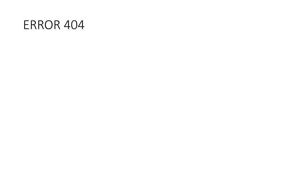 error 404 l.