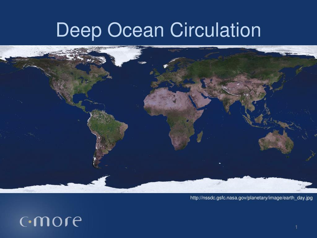 deep ocean circulation l.