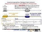 reverse engineering transport layer protocol21