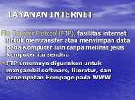 layanan internet2