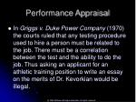 performance appraisal36