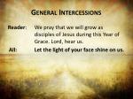 general intercessions2