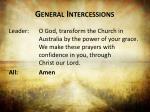 general intercessions3