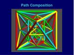 path composition