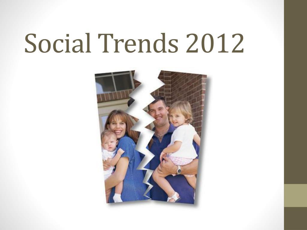 social trends 2012 l.