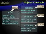 objects example