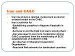 iran and ca c