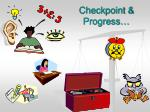 checkpoint progress