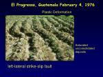 el progresso guatemala february 4 1976