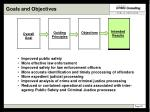 goals and objectives26