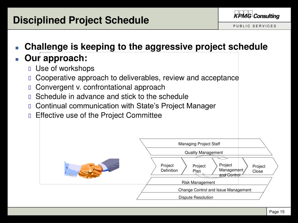 Managing Project Staff