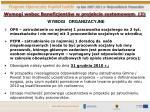 wymogi wobec beneficjent w w projekcie systemowym 2