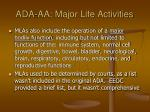ada aa major life activities25