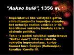 aukso bul 1356 m