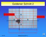 goldener schnitt 2