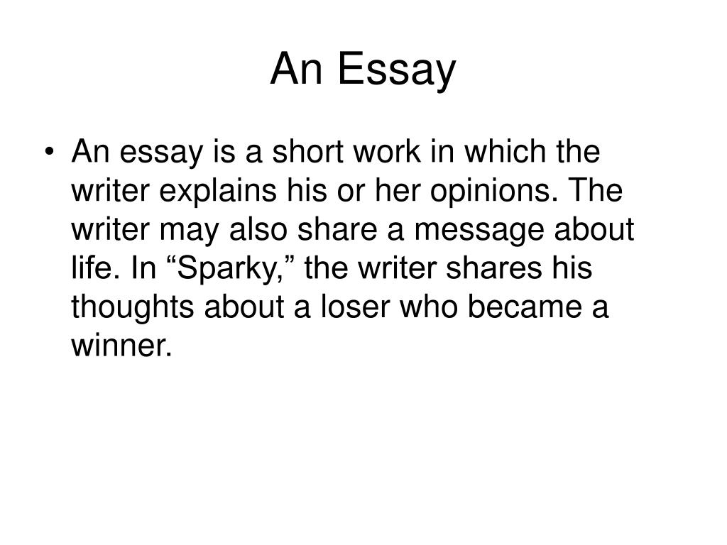 l essay Get tips for writing scholarship essays learn what makes a good scholarship essay.