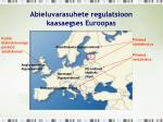 abieluvarasuhete regulatsioon kaasaegses euroopas