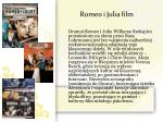 romeo i julia film