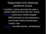 dijagnostika kod o te enja perifernih ivaca14