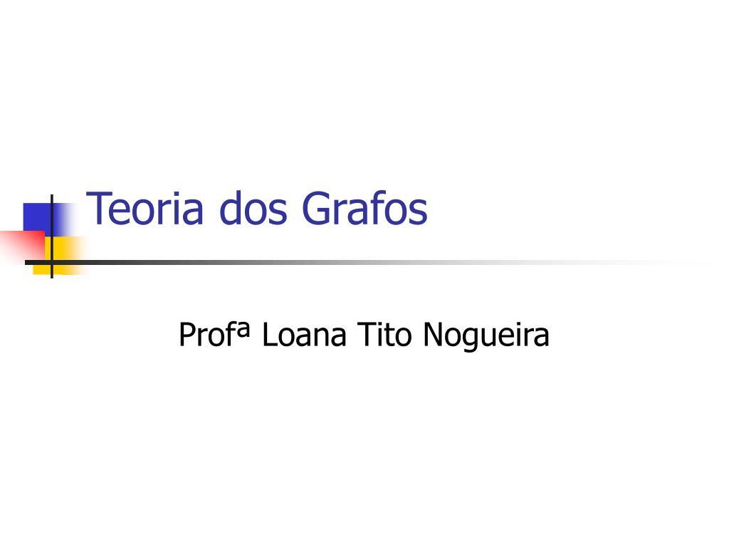 teoria dos grafos l.
