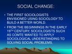 social change8
