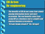 edi action re engineering