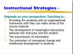 instructional strategies21