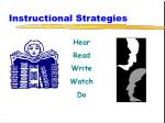 instructional strategies22