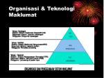 organisasi teknologi maklumat