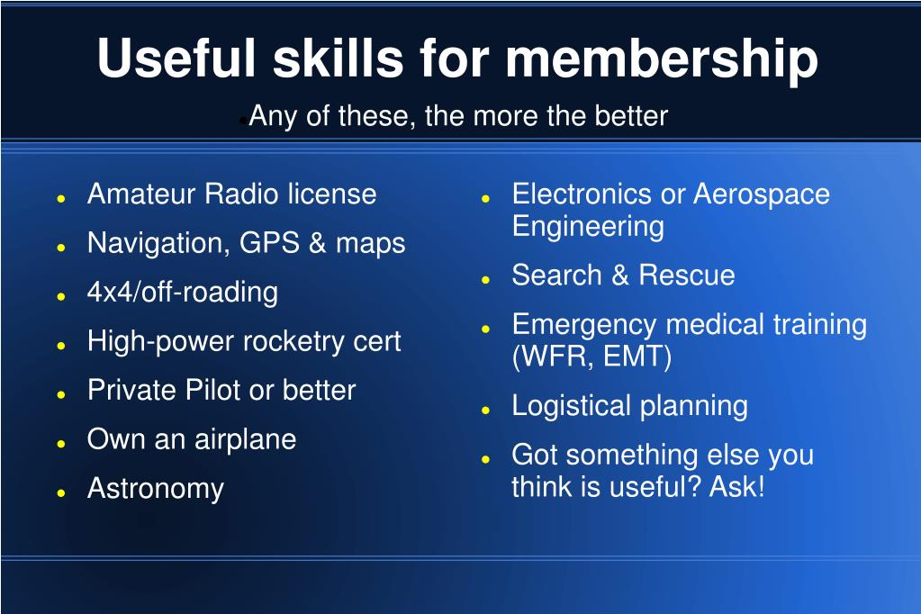 Electronics or Aerospace Engineering