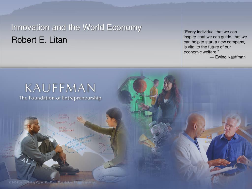 innovation and the world economy l.