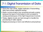 7 1 digital transmission of data