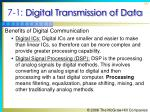 7 1 digital transmission of data10